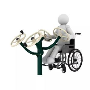 Disabled Gym Equipment