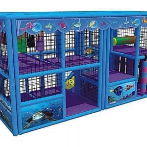Indoor Play Equipment for Kids