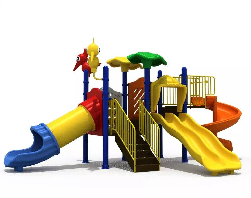 Outdoor Play Equipment for Kids | Green Air