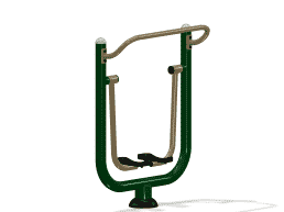 Outdoor Gym Equipment Space walker