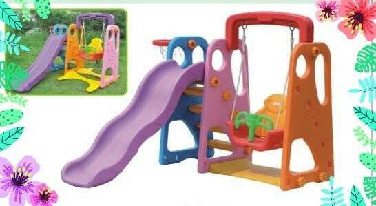 Plastic Jungle Gyms FMJ006 Colourful