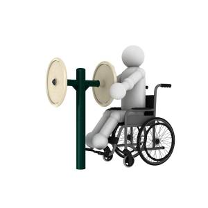 Arm Exerciser For The Disabled | Green Air