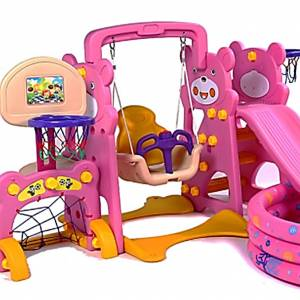 Toddler Play Equipment FMJ005 Candy Pop