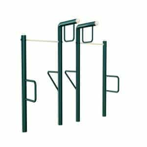 Outdoor Gym Equipment Combination of Horizontal Bars