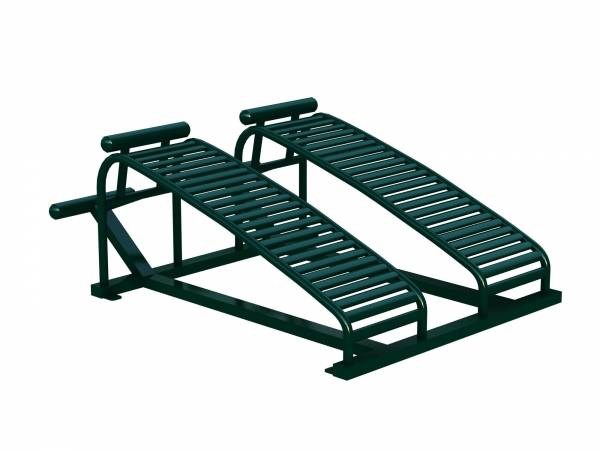 outdoor gym equipment - Green Air