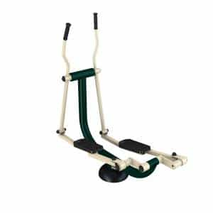 Outdoor Gym Equipment Elliptical Cross Trainer-Green Air