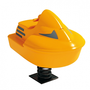 Speed Boat Rider For Kids   Green Air