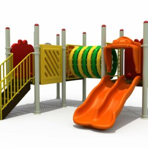 Kids Giant Jungle Gym Qai | Green Air