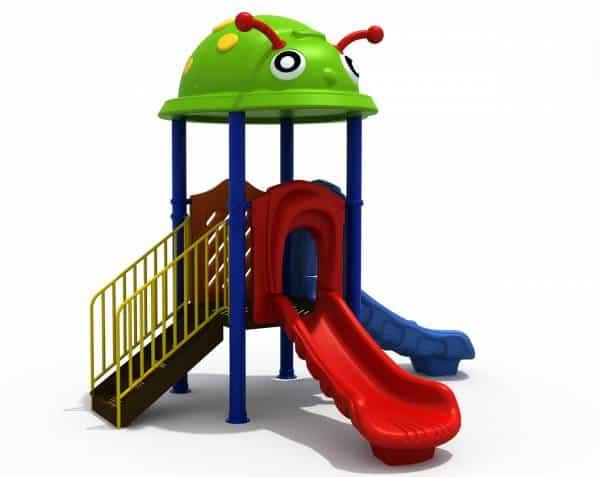 Children's Play Equipment Outdoor Gai-021   Green Air