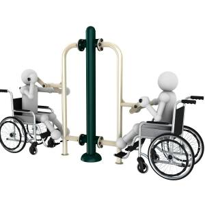 WHC 006 Disabled Gym Equipment | Green Air
