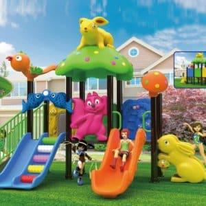 Giant Kids Jungle Gym