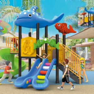 Giant Sea Jungle Gym