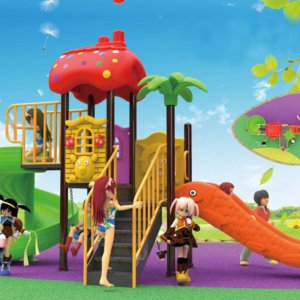 Giant Kids Playground